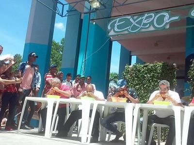 Programa de actividades feria expo-mango 2017 inicia con buen pie.